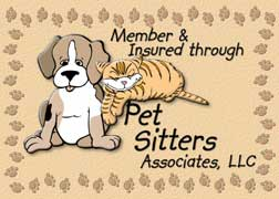 OutBoundPets Bonded/Insured